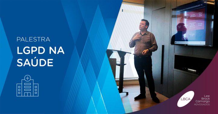 Solano de Camargo faz palestra sobre LGPD na ABRAMGE