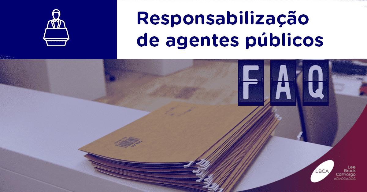 Responsabilização de agentes públicos
