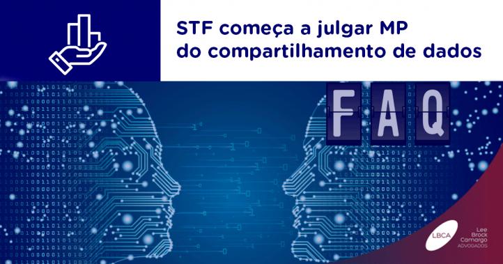 STF começa a julgar MP do compartilhamento de dados