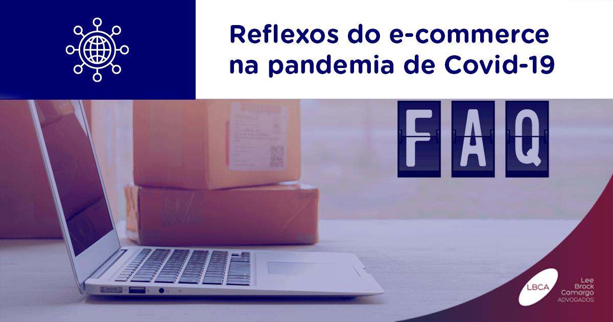 Reflexos do e-commerce na pandemia de Covid-19