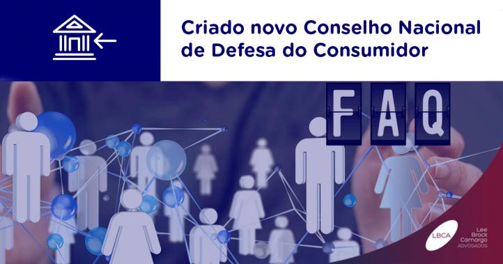 Criado novo Conselho Nacional de Defesa do Consumidor