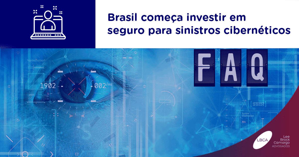 Brasil começa investir em seguro para sinistros cibernéticos