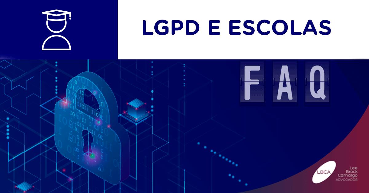 LGPD Escolas - dados sensíveis