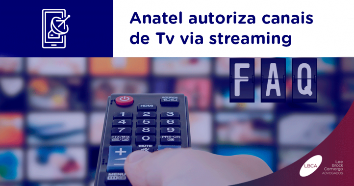 Anatel autoriza canais de Tv via streaming