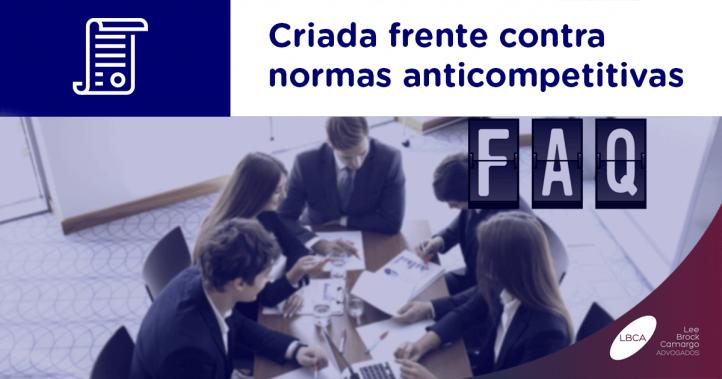 Criada frente contra normas anticompetitivas Fiarc