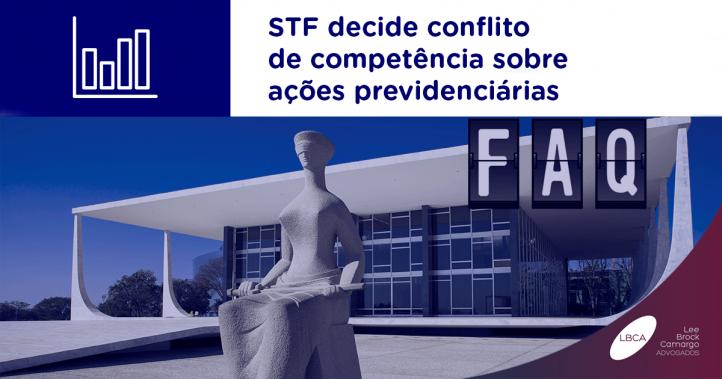 STF ações previdenciárias