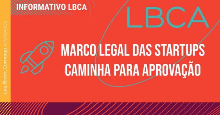 Marco legal das startups caminha para aprovação
