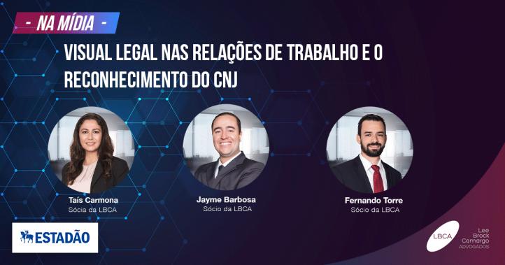 Visual Legal nas relações de trabalho e o reconhecimento do CNJ