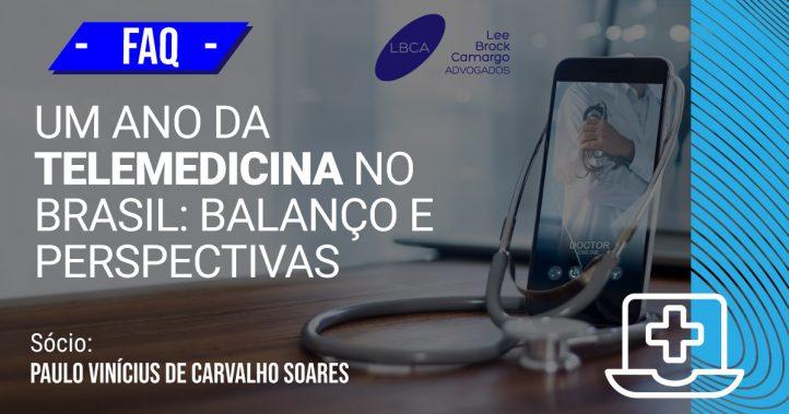 Telemedicina no Brasil: balanço e perspectivas