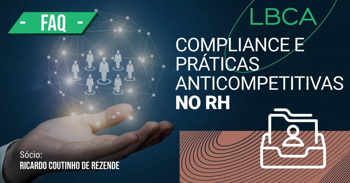Compliance no RH e práticas anticompetitivas